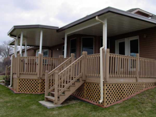 Dacraft Dayton Ohio Residential Products Patio Covers