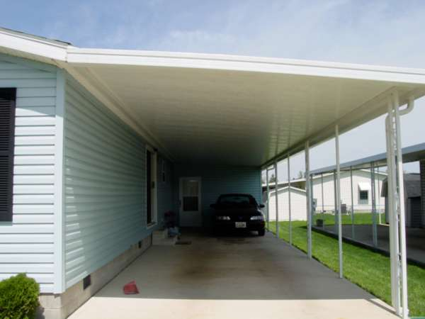 Aluminum Carports Attached To Home : Carports attached to mobile home photos pixelmari