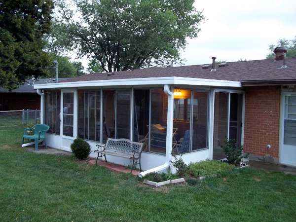 Dacraft Dayton Ohio Residential Products Patio Enclosures